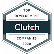 Clutch top development companies 2020